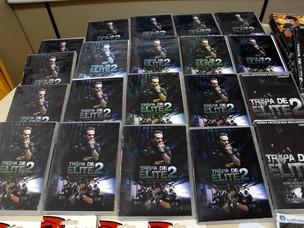 DVDs piratas Tropa de Elite