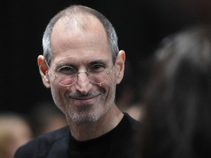 Steve Jobs (Foto: Robert Galbraith/Reuters)