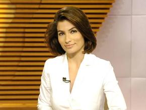 Ativismo Contra Aidstb Biografia De Renata Vasconcellos