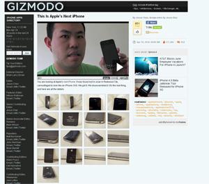 gizmodo Novo iPhone da Apple deve ser apresentado na segunda-feira