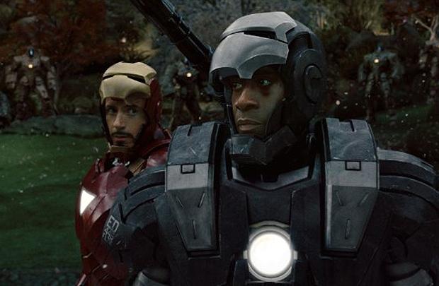 Homem de Ferro 2 estréia nos cinemas