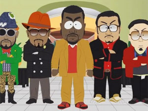 Episodio completo di Kanye west gay fish