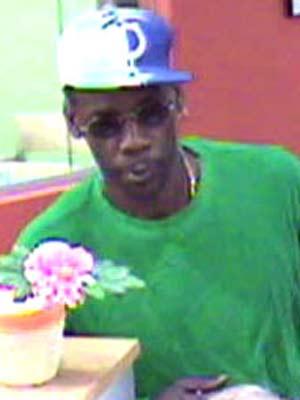 Ladrão roubou banco em Ohio.