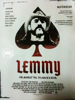 G1 - Documentário passa a limpo mitos sobre Lemmy, líder do