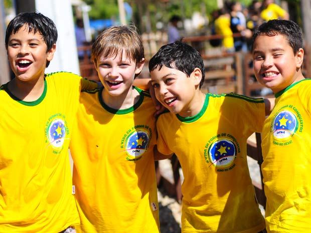 793b5935911d3 G1 - Escolas vão dispensar uso do uniforme nos jogos da Copa ...