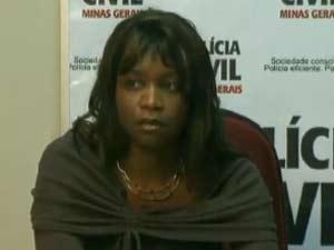Delegada Ana Maria dos Santos, que participava das investigações