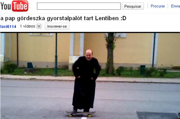 Padre de skate