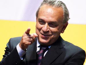 O presidente nacional do PSDB, Sérgio Guerra, em 2 de setembro, durante encontro de prefeitos em SP