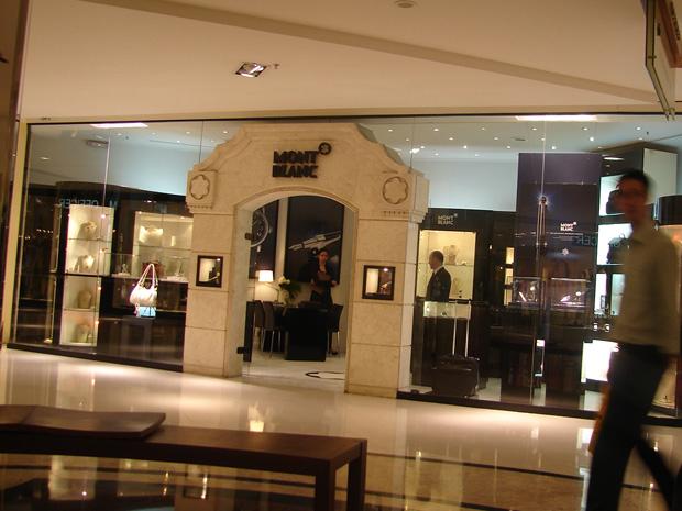 fc453f0121d G1 - Criminosos invadem joalheria no Morumbi Shopping - notícias em ...