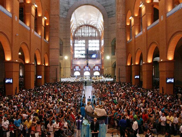 Festa De Nossa Senhora Aparecida: Confira A Programação Para A Festa De Nossa Senhora
