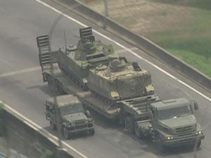 Tanques da Marinha