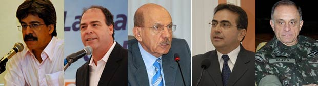 Luiz Sérgio, Bezerra Coelho, Jorge Hage, Lêonidas Cristino e  General Elito foram indicados nesta terça-feira (21)