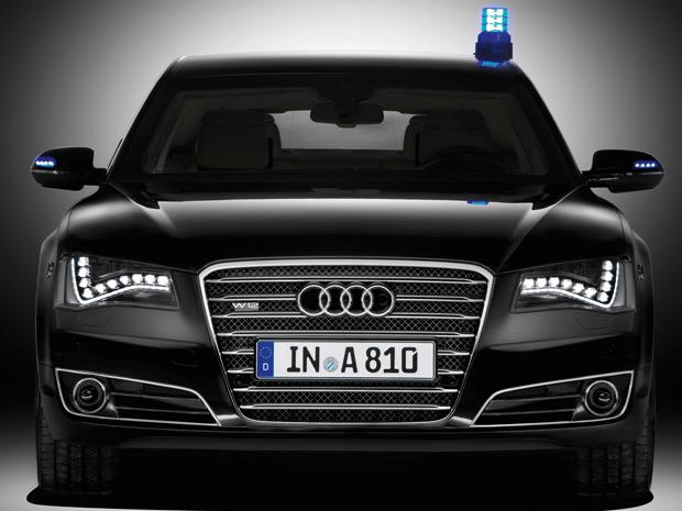 Auto Esporte Audi Lancara Na Europa Versao Blindada Do A8