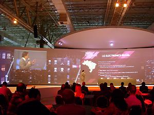 a976b1edab5c9 Evento da LG em São Paulo anunciou lançamentos e tendências de tecnologia  (Foto  Gabriel
