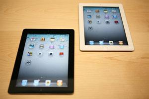 iPad 2 (Foto: Kimihiro Hoshino/AFP)