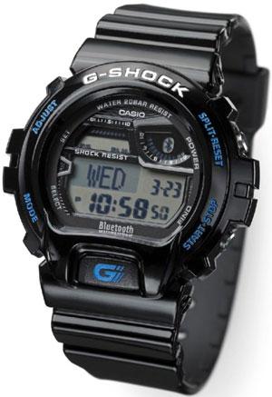94236b2a801 G1 - Relógio G-Shock ganha Bluetooth e atende ligações de telefone ...