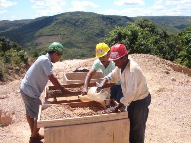 4b8426979c2 Processo de mineração da Mina do Boi Morto
