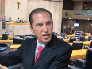 Carlos Apolinário, vereador evangélico da cidade de São Paulo