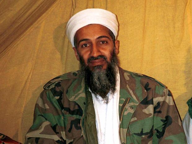 O Terrorista Osama Bin Laden Em Foto Não Datada (Foto: AP