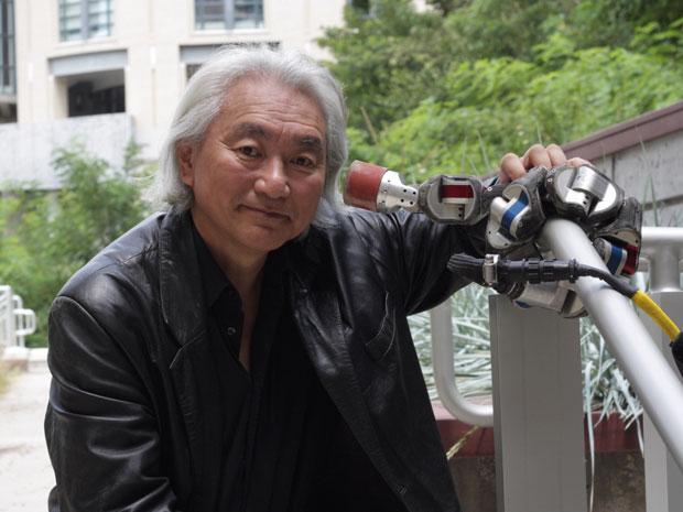 Michio Kaku 2 (Foto: Discovery / Divulgação)