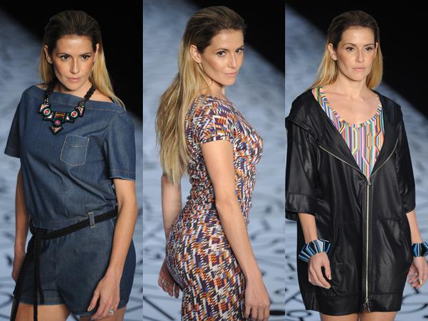 d1c211724c G1 - Deborah Secco desfila no Fashion Rio - notícias em Fashion Rio ...