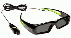986f811ad72bd Nvidia lança óculos 3D com fio