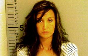 A professora Michelle McCutchan, acusada de abuso sexual em Oklahoma, EUA (Foto: Reprodução)