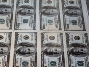 Notas de Dólar (Foto: AFP)