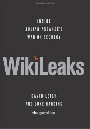 Livro do The Guardian sobre o Wikileaks contém senha para arquivo que foi distribuído pelo site (Foto: Divulgação)