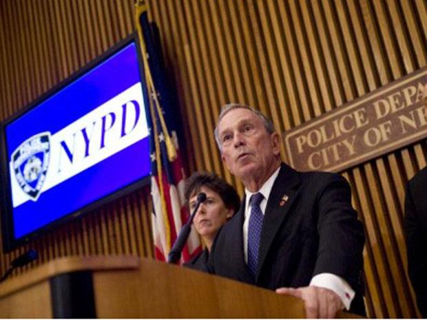 Eu Acredito Que Posso Confiança Em Meio à Angústia Está: Prefeito De NY Michael Bloomberg Anunciou Medidas De