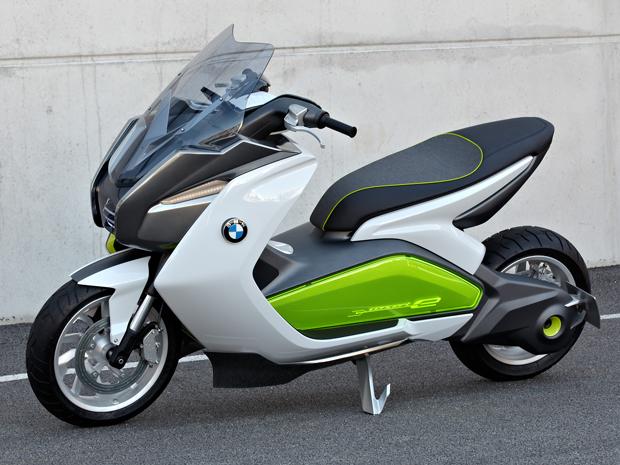 ae564aa212a Auto Esporte - BMW apresenta seu novo scooter elétrico em Frankfurt
