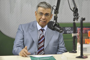 O ministro Garibaldi Alves (Foto: Elza Fiúza / Agência Brasil)