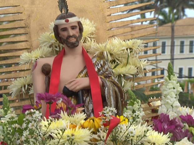 são lázaro (Foto: Imagens/TV Bahia)