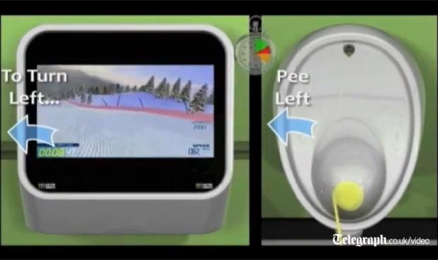 """Esquema exibido pelo """"Daily Telegraph"""" mostra como o jogo é comandado (Foto: Reprodução)"""