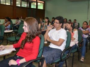 Neste domingo, candidatos participam do última dia de exama (Foto: Reprodução/UEA)
