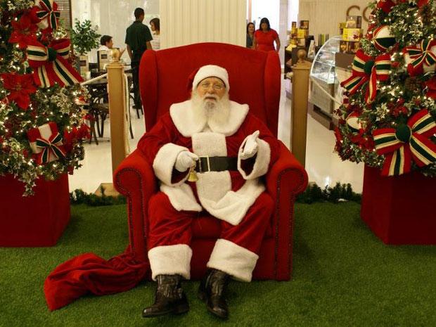 Fotos Simpaticas De Papa Noel.G1 Apos Infarto Papai Noel Leva Dois Cardiologistas No
