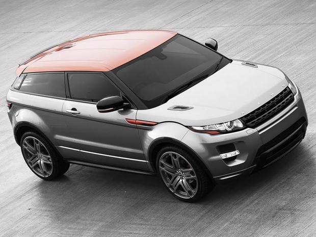 Blog do Largartixa  Land Rover Range Rover Evoque adere ao tuning 78d506c8f9