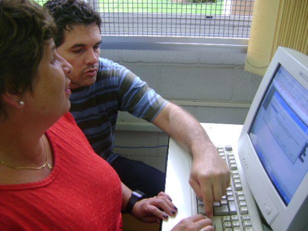 baef9048b G1 - Iniciativas facilitam a vida de deficientes visuais no interior ...