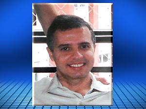 Fábio Sabino passou cinco dias desaparecido no Litoral baiano (Foto: Reprodução/TV Paraíba)