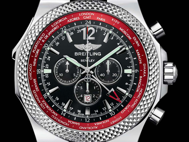 ff6ec53f3e5 Relojoaria suíça Breitling faz relógio especial para fãs de Bentley (ou de  relógio) (