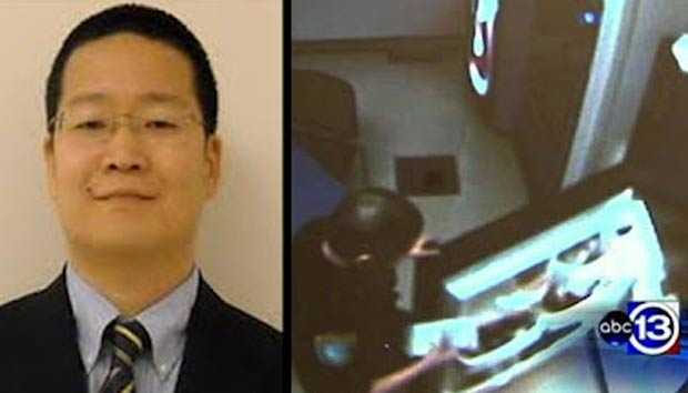 Kevin Yang foi suspenso por um mês após ser flagrado roubando comida da geladeira da delegacia. (Foto: Reprodução)