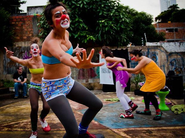 Trupe Nariz de Cogumelo (Foto: Anderson Zeg/Divulgação)