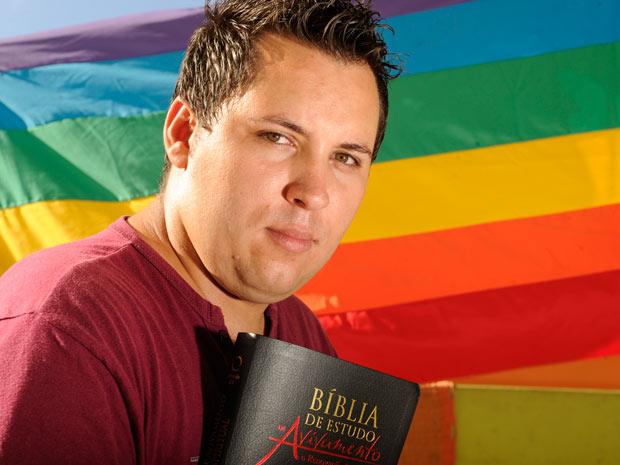 Pastor Zambom fará o primeiro culto da nova igreja neste sábado (24) (Foto: Mauro Vieira/Agência RBS)