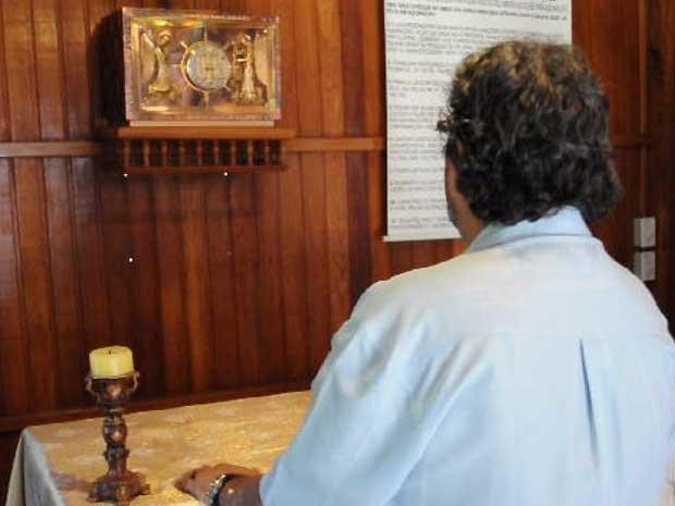 O fotógrafo Paulo Roberto Martins, em Campinas (Foto: Fernando Pacífico / G1 Campinas)