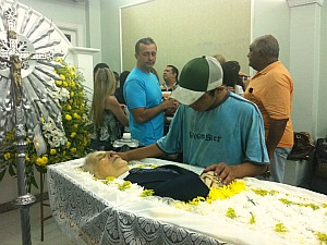 Armando Soares vivia em Manaus desde 1953 (Foto: Mônica Dias)