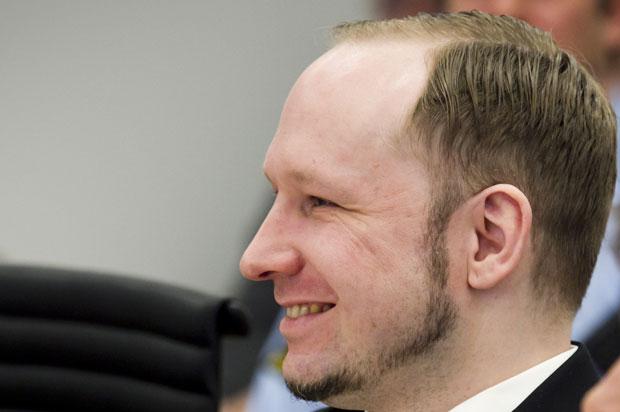 Anders Behring Breivik (Foto: Heiko Junge/Scanpix Norway/AP)