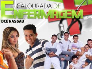 Calourada e Enfermagem anima final de semana em João Pessoa (Foto: Divulgação)