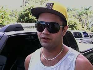 Cantor Thiago fala do primo Pedro  (Foto: Reprodução/TV Anhanguera)