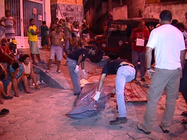 6c9e5489214b6 Família disse para a polícia que jovem era usuário de droga. (Foto   Reprodução