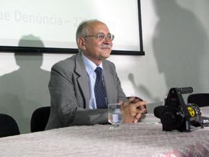 Ivan Salati, diretor da Cnen (Foto: Christiano Ferreira/G1)